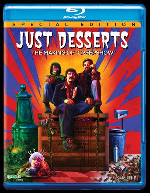 "JUST DESSERTS: THE MAKING OF ""CREEPSHOW"" BLU-RAY"