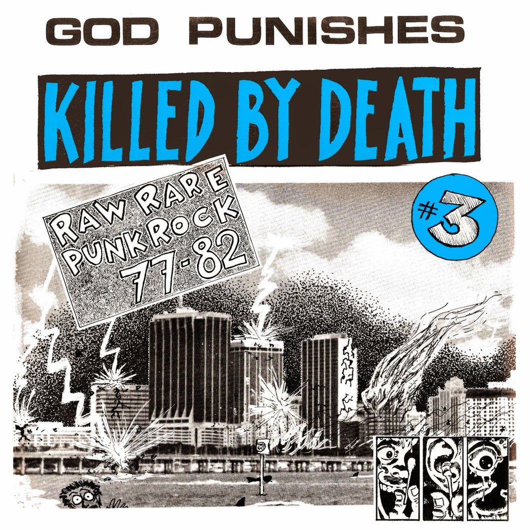 V/A - KILLED BY DEATH #3 LP