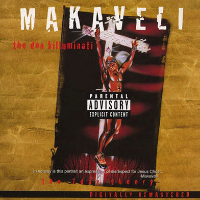 TUPAC - MAKAVELI: THE DON KILLUMINATIE LP