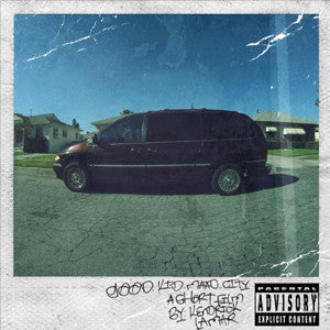 LAMAR, KENDRICK - GOOD KID, M.A.A.D CITY 2XLP