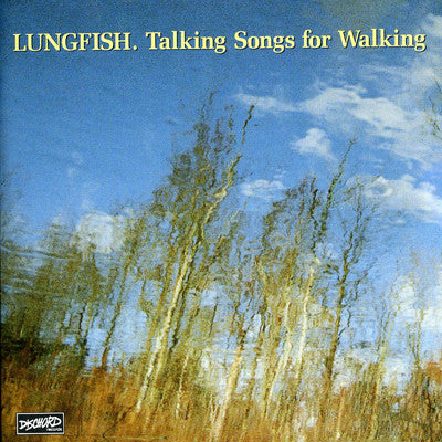 LUNGFISH - TALKING SONGS FOR WALKING LP