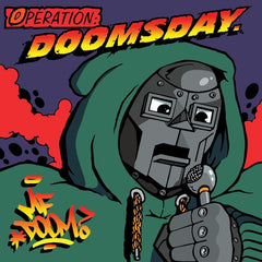 MF DOOM - OPERATION: DOOMSDAY 2XLP