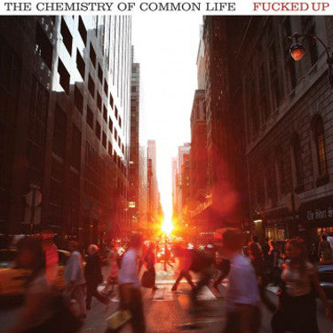 FUCKED UP - THE CHEMISTRY OF COMMON LIFE LP