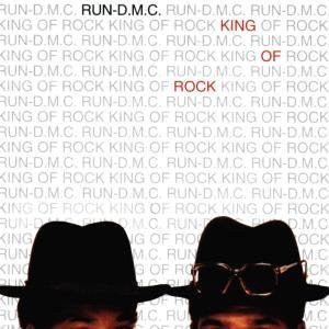 RUN DMC - KING OF ROCK LP