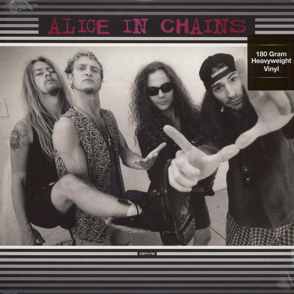 ALICE IN CHAINS ‎- LIVE IN OAKLAND LP