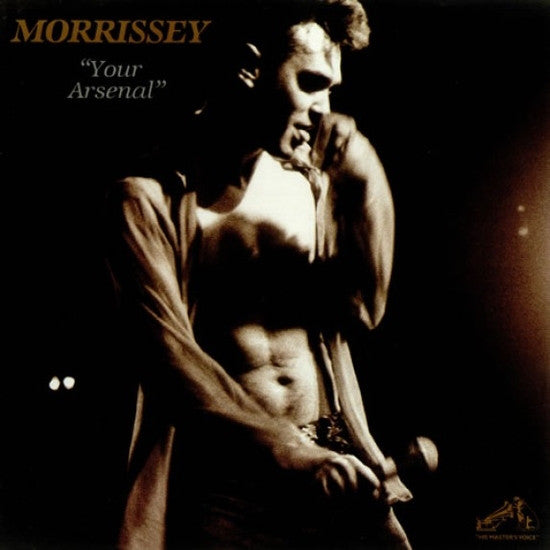 MORRISSEY - YOUR ARSENAL LP