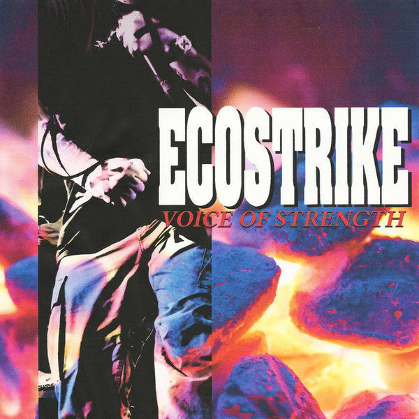 ECOSTRIKE - VOICE OF STRENGTH LP