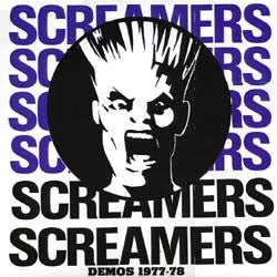 SCREAMERS, THE - DEMOS 1977-78 LP