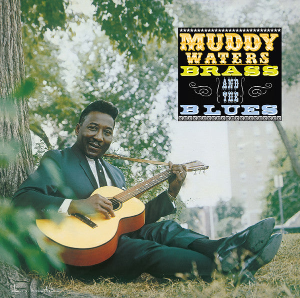 WATERS, MUDDY ‎- MUDDY, BRASS & THE BLUES LP