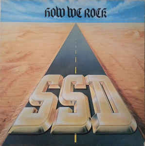 SSD - HOW WE ROCK LP