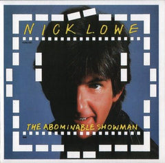 LOWE, NICK - THE ABOMINABLE SHOWMAN LP