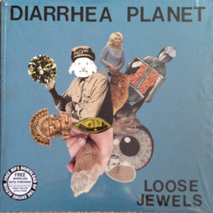 DIARRHEA PLANET - LOOSE JEWELS LP