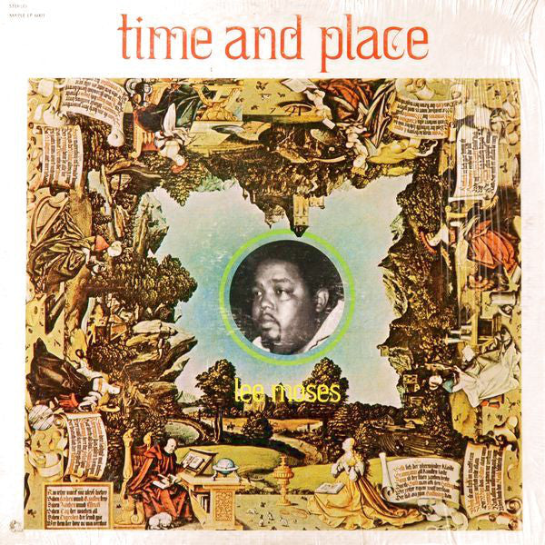MOSES, LEE - TIME AND PLACE LP