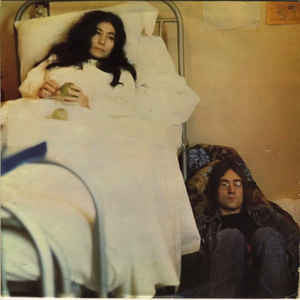 LENNON, JOHN & YOKO ONO - UNFINISHED MUSIC NO. 2: LIFE WITH THE LIONS LP