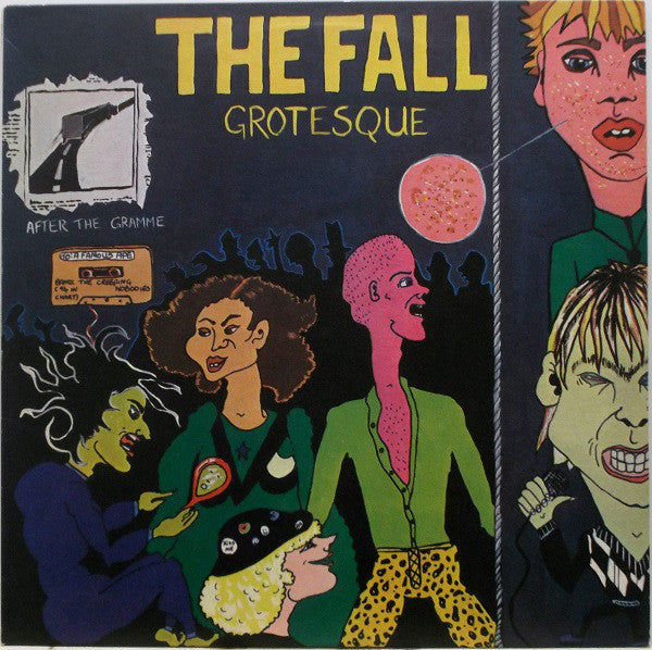 FALL, THE - GROTESQUE LP