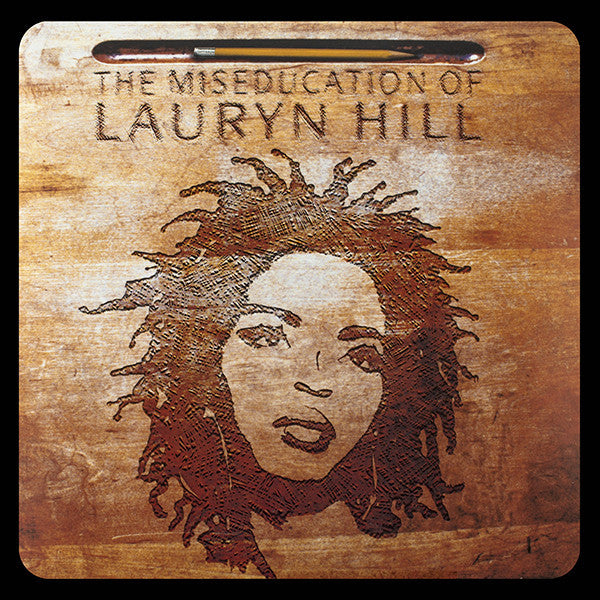 HILL, LAURYN - THE MISEDUCATION OF LAURYN HILL 2XLP
