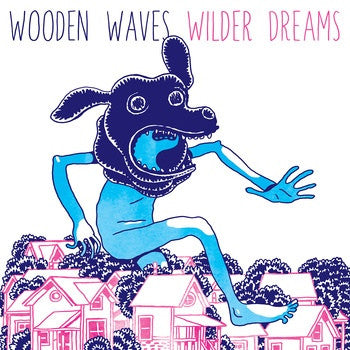 WOODEN WAVES - WILDER DREAMS LP