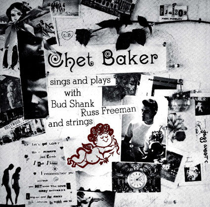 BAKER, CHET - SINGS AND PLAYS LP