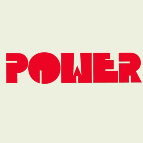 POWER - ELECTRIC GLITTER BOOGIE LP