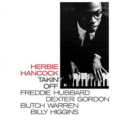 HANCOCK, HERBIE - TAKIN' OFF LP