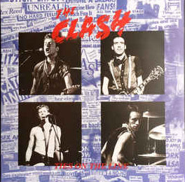 CLASH, THE - TIES ON THE LINE LP