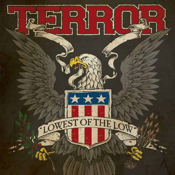 TERROR - LOWEST OF THE LOW 12""