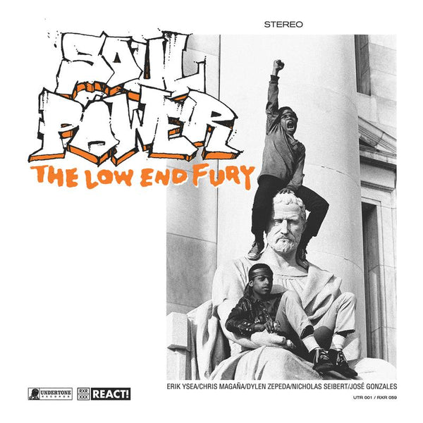 SOUL POWER - THE LOW END FURY 7""