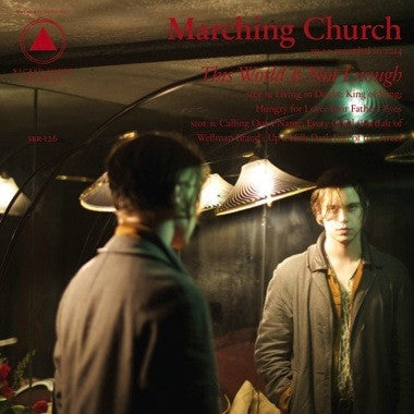 MARCHING CHURCH - THIS WORLD IS NOT ENOUGH LP