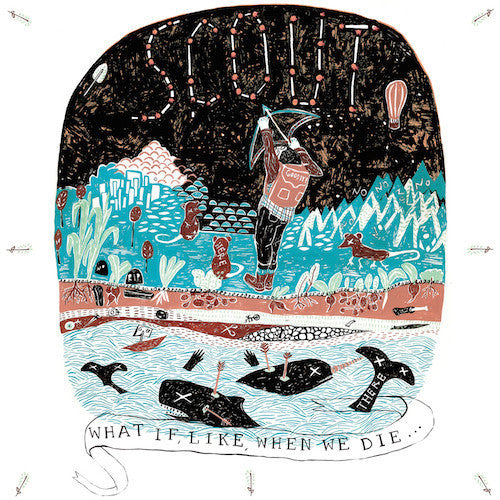 SCOUT - WHAT IF, LIKE, WHEN WE DIE... 7""