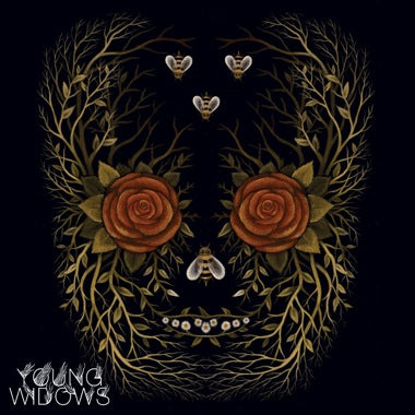 YOUNG WIDOWS - IN AND OUT OF YOUTH AND LIGHTNESS 2XLP