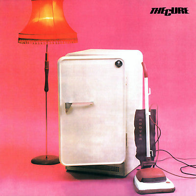 CURE, THE - THREE IMAGINARY BOYS LP