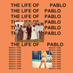 WEST, KANYE - THE LIFE OF PABLO 2XLP