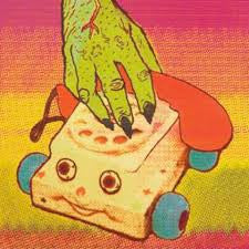 OH SEES, THEE - CASTLEMANIA LP