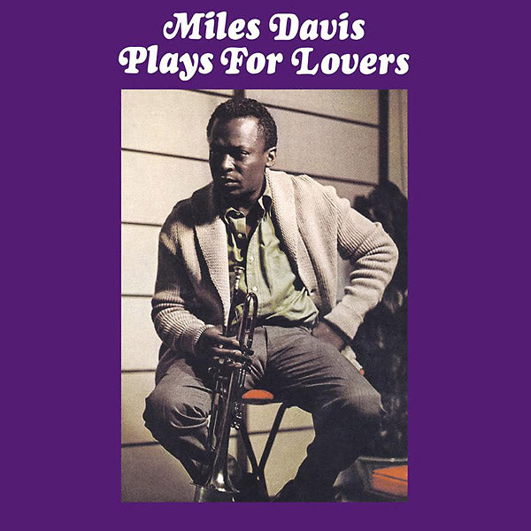 DAVIS, MILES - PLAYS FOR LOVERS LP