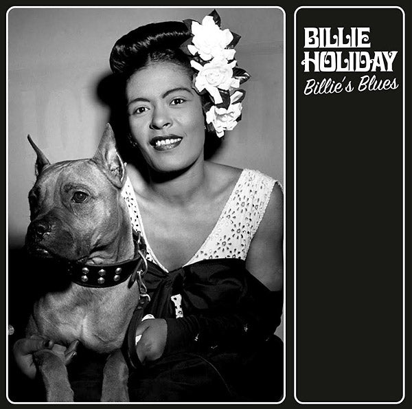 HOLIDAY, BILLIE - BILLIE'S BLUES LP