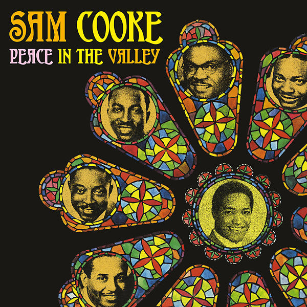 COOKE, SAM - PEACE IN THE VALLEY LP
