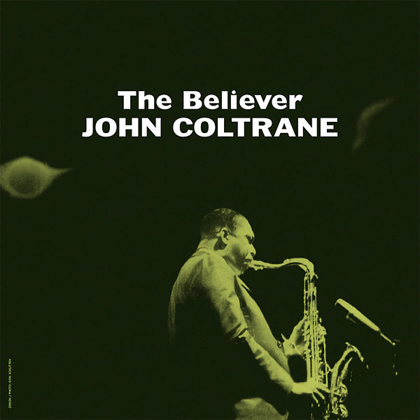 COLTRANE, JOHN - THE BELIEVER LP