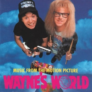V/A - WAYNE'S WORLD SOUNDTRACK 2XLP