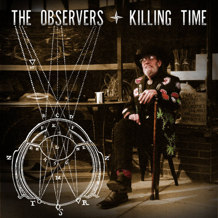 OBSERVERS, THE - KILLING TIME LP