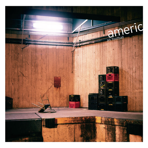 AMERICAN FOOTBALL - S/T EP 12""