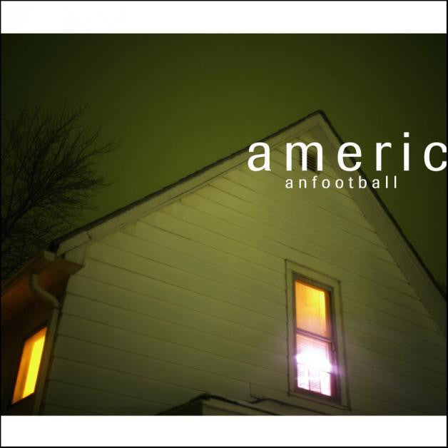 AMERICAN FOOTBALL - S/T DELUXE EDITION 2XLP