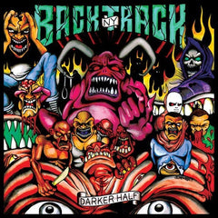 BACKTRACK - DARKER HALF LP