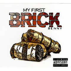 BENNY THE BUTCHER - MY FIRST BRICK CD