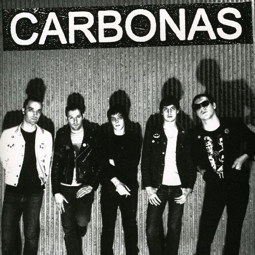 CARBONAS - S/T LP