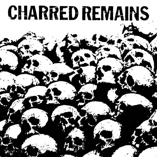 V/A - CHARRED REMAINS 2XLP