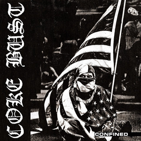 COKE BUST - CONFINED LP