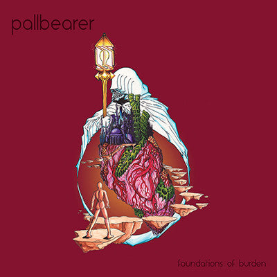 PALLBEARER - FOUNDATIONS OF BURDEN 2XLP