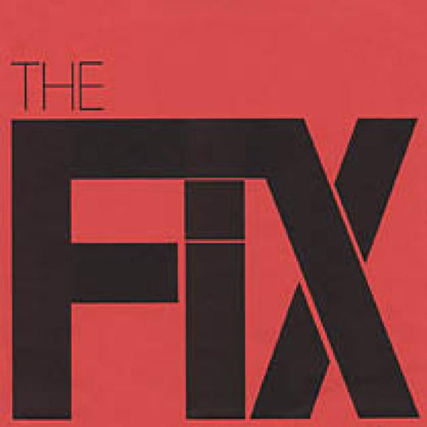 FIX, THE - AT THE SPEED OF TWISTED THOUGHT LP