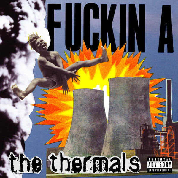 THERMALS, THE - FUCKIN A LP