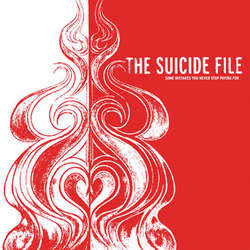 SUICIDE FILE, THE - SOME MISTAKES YOU NEVER STOP PAYING FOR LP